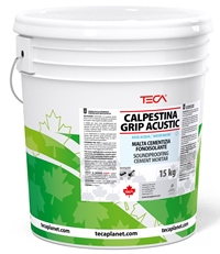 Calpestina Grip Acustic, sound insulation coating