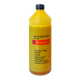 Polyurethane glue, adhesive for thermal insulation